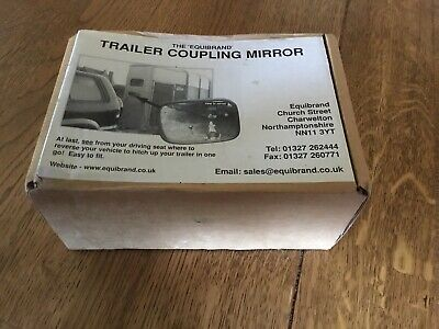 Trailer Coupling Mirror By Equibrand Brand New