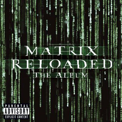 Matrix Reloaded: The Album (2 Cd) CD NEW