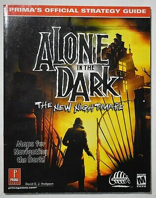 Alone In The Dark New Nightmare Prima S Official Strategy Guide