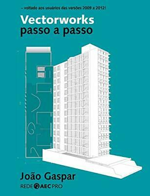 Vectorworks passo a passo. Gaspar, Joao New 9788561453107 Fast Free Shipping.#*=