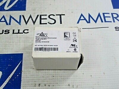 Stego Type Kto 011 Small Compact Thermostat 01140.9-00 120V