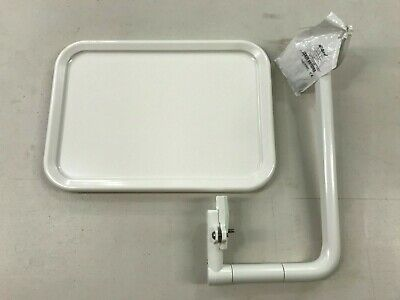 ADEC Swivel Rotating Tray holder for 532 /542 delivery unit White color
