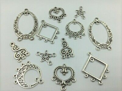 Earring Findings - Silver - Choose Your Style - New