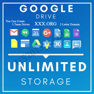 GSuite, Google Photos, Cloud, Google Drive unlimited, Lifetime Custom Username