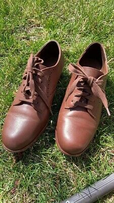 ANC ARC reproduction oxfords WWII women/'s WAC 1940/'s shoes.