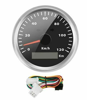 Car Pulse Mileage Speedometer With High Beam And Turn Signal Function