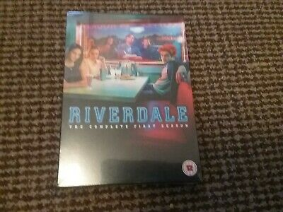 Riverdale Season 1 [2017] (DVD) brand new and sealed