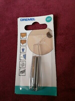 Dremel 107 3 x 2.4mm Engraving Cutter for High Speed Rotary Power Tools