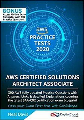 AWS Certified Solutions Architect Associate Practice Tests 2020  pdf