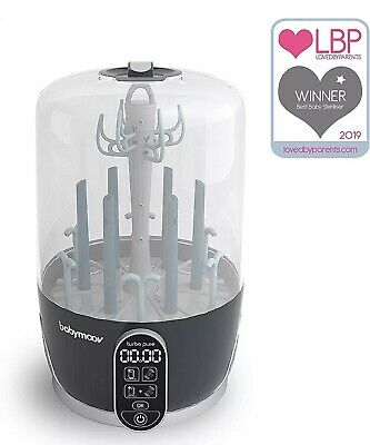 Babymoov Turbo Pure Sterilizer and Dryer - NEW