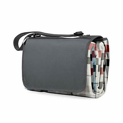 ONIVA - a Picnic Time brand Outdoor Picnic Blanket Tote XL (Carnaby Street)