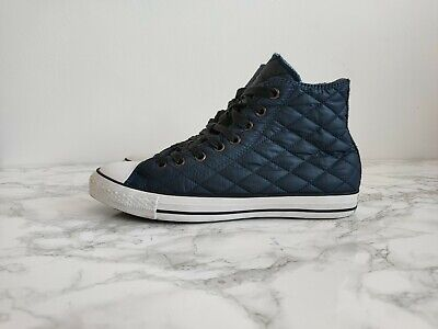 Converse All Star Quilted Hi, UK 9, Great Condition