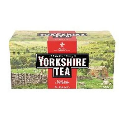 Yorkshire Tea Bags 240'S 750G - Free Next Working Day Delivery