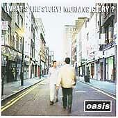 (What's the Story) Morning Glory? by Oasis (CD, Oct-1995, Epic)