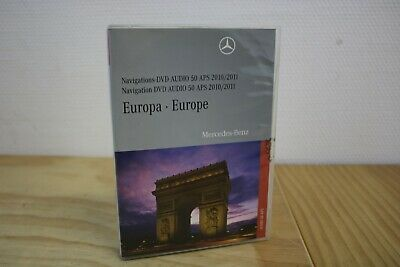 MERCEDES BENZ APS50 Navigations CD Navi A2128274459