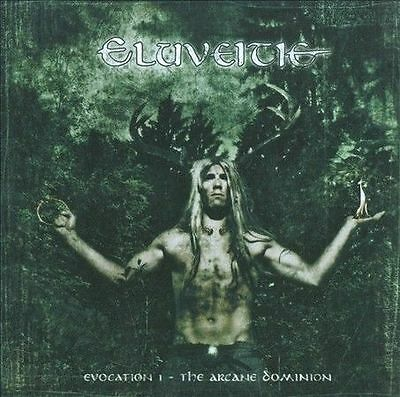 CD ELUVEITIE Evocation I (The Arcane Dominion) BRAND NEW SEALED