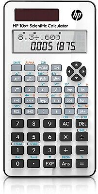 HP 10s+ calcolatrice scientifica solare 10 s plus calculator