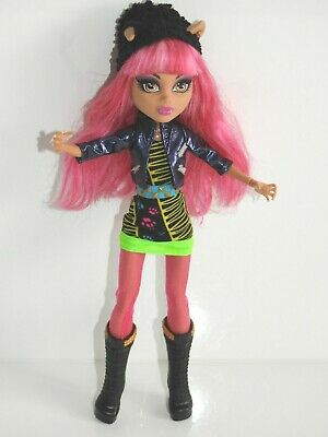 Mattel Monster High Doll - Howleen Wolf - 13 Wishes - Excellent Condition