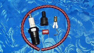 maytag 92 engine spark plug and wire and condenser