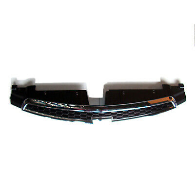 New Front Upper Grille Black with Chrome Frame 96981100 P