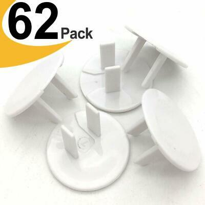 Outlet Covers ChildProof Plug Protector - Vmaisi 62 Pack Baby Proofing Electrica