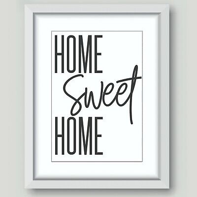 Wall Art Prints Pictures Posters Home Living Room Bedroom Bathroom Kitchen Home
