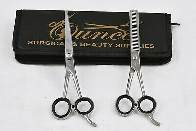 Professional Hair Cutting Japanese Scissors Thinning Barber Shears Set Kit