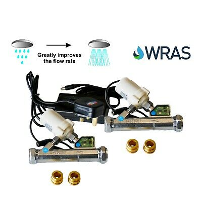 In Line Micro Booster Pump Kit