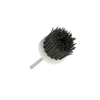 Nylon Wire Polishing Head Cup Wheel Brush Rust Remover for Rotary Tool 120~240#