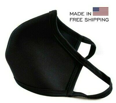 T19 Face Mask Made in USA. Up to 40% off. Protective Reusable Washable Fab. Lot