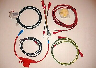 MGF / MG TF - LOW COOLANT ALARM KIT - No Drilling Required