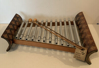 Xylophone - Hand Made In Bali