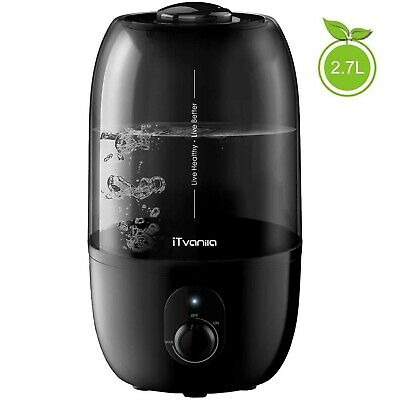 ITVANILA COOL MIST Humidifier 5L Ultrasonic Humidifier HU X1