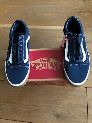 VANS Old Skool Gum Bumper Red White W AUTHENTIC NWT