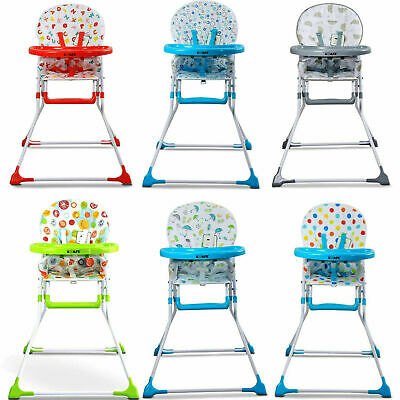 iSafe Baby YummyLUV Feeding High Chair X5 Designs