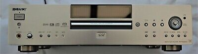 SONY SACD/DVD Player - Model Number DVP-NS900V with Remote & Operating Manual