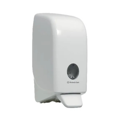 Aqua Foam Dispenser White 6983, Promote hand hygiene FREE NEXT DAY DEL
