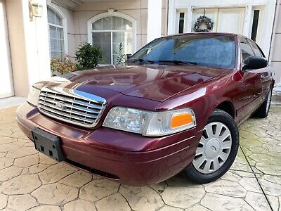 2007 Ford Crown Victoria Police Interceptor 2007 Ford Crown Victoria Police Interceptor