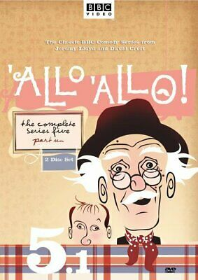 Allo Allo! - The Complete Series Five - DVD Incredible Value and Free Shipping!