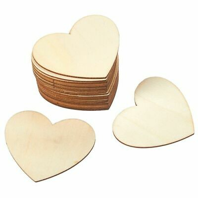Imprue Unfinished Wood Cutout 24-Pack24-Pack Bear Shaped Wood Pieces for Woode
