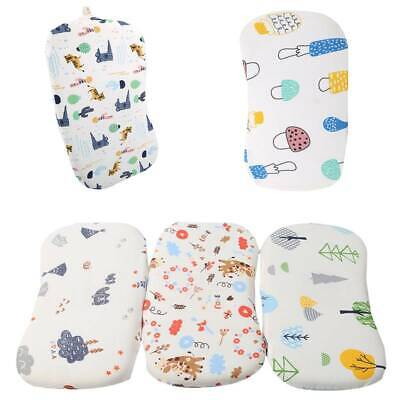 Practical Anti Flat Pillow Cartoon Printed Support Cushion Crative Baby Syndrome