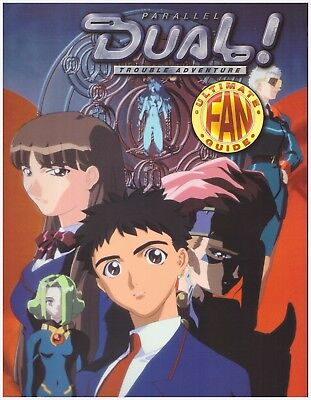 Parallel Dual: Ultimate Fan Guide - TROUBLE ADVENTURE - Anime book - Vol.2 USED