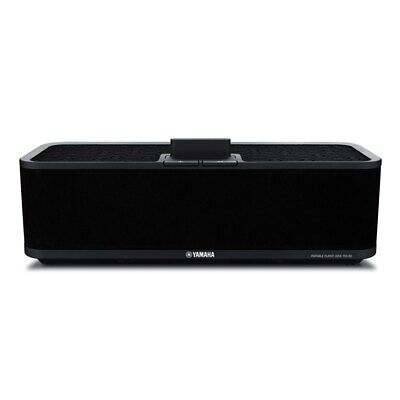 Yamaha PDX50 Uncompressed Wireless Audio iPod Speaker System - Black incl manual