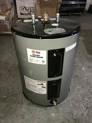 Rheem Commercial Water Heater 30 Gal. Short Elds30-C