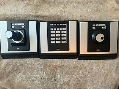 Axis T8311 and T8312 and T8313