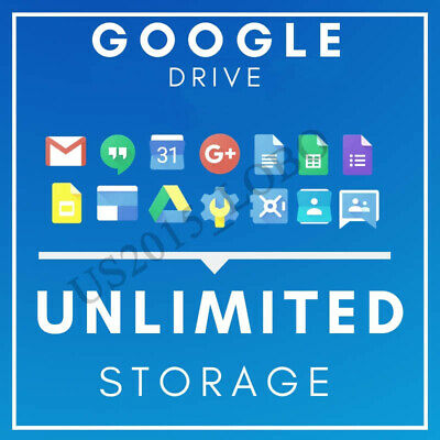 GSuite unlimited drive/storage custom nick (not .edu) google drive unlimited