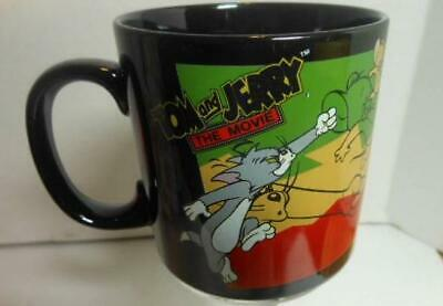 Tom & Jerry The Movie cartoon Applause Turner Entertain Coffee Mug Cup cat mouse