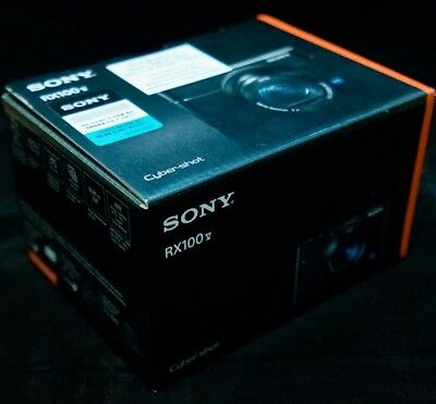 Sony Cyber-Shot DSC-RX100 V 20.1MP UHD(4K) Wifi M5 MK5 Digital Camera +