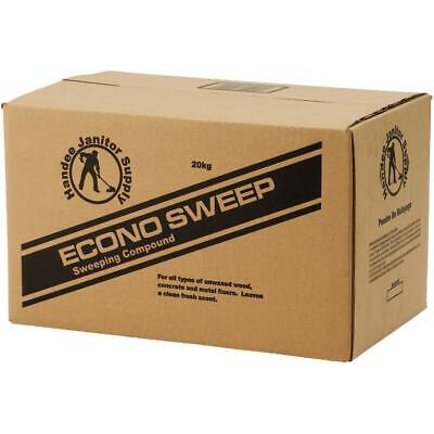 20kg Handee Janitor Sweeping Compound