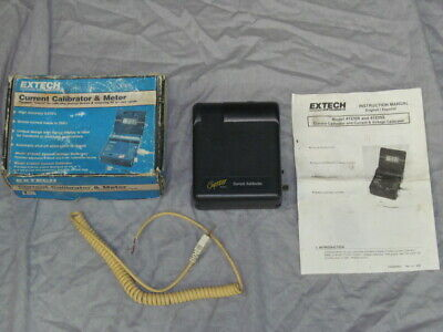 Extech Oyster 412300 Current Calibrator